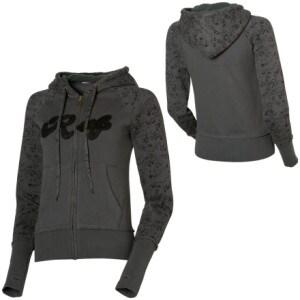 Reef Starry Route Full-Zip Hooded Sweatshirt - Womens