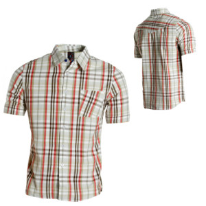 Reef Shoji Button-Down Shirt - Short-Sleeve - Mens