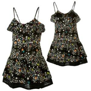 Reef Blanc Mini Dress - Womens