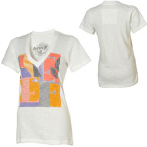 Reef Finish Line T-Shirt - Short-Sleeve - Womens