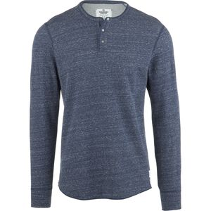 Reigning Champ Henley T-Shirt - Long-Sleeve - Men's