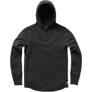 Reigning Champ Henley Pullover Hoodie - Men's