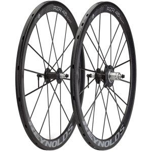 Reynolds RZR 46 TEAM Carbon Road Wheelset - Tubular