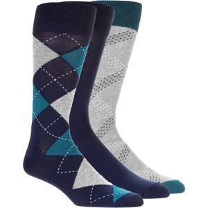 Reflex Robert Grant Casual Socks - 3-Pack