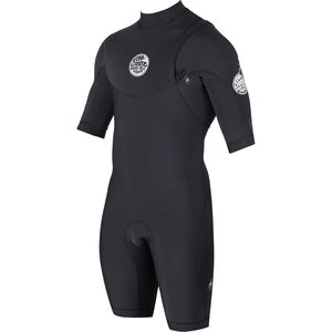 Rip Curl E-Bomb Pro Zip-Free Short-Sleeve Wetsuit - Men's