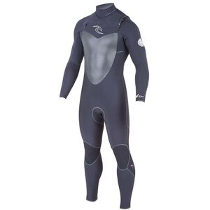 Rip Curl Flash Bomb Chest Zip 3/2 Wetsuit - Men's