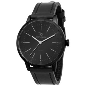 Rip Curl Drake Midnight Leather Watch