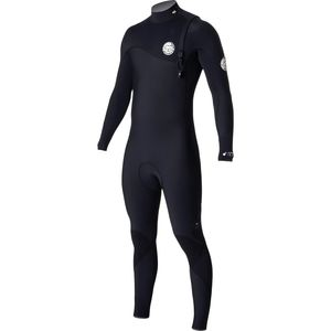 Rip Curl Flashbomb 3/2 GB Zip-Free Full Wetsuit - Men's