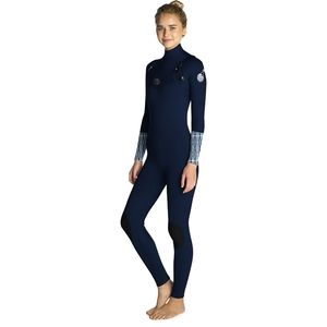 Rip Curl Flash Bomb 3/2 Chest-Zip Full Wetsuit - Women's