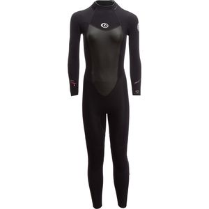 Rip Curl Dawn Patrol 3/2 Back-Zip Full Wetsuit - Women's