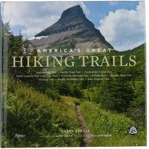 Rizzoli America's Great Hiking Trails Guide Book