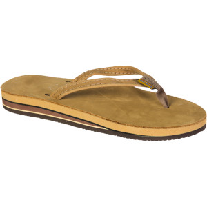 Rainbow Premier Leather 302 Narrow Strap Sandal - Women's