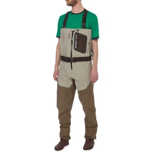 Redington Sonic Dry Fly Wader - Zip-Front - Men's
