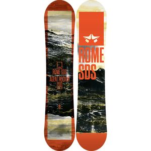 Rome Mini Agent Rocker Snowboard - Kids'