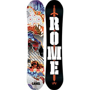 Rome Label Rocker Snowboard - Kids'