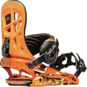 390 Boss Snowboard Binding