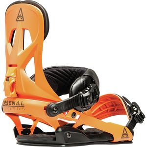 Arsenal Snowboard Binding