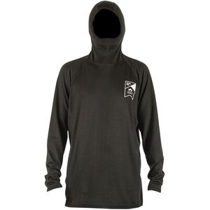 Rome Deeptrack Merino Hooded Top - Men's