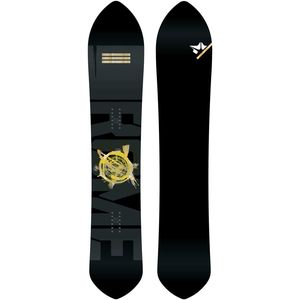 Powder Division Pin Tail Snowboard