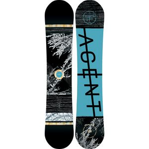 Rome Agent Snowboard - Wide