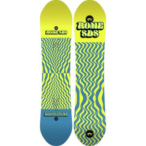 Rome Minishred Rocker Snowboard - Kids'