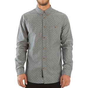 Roark Revival Paisley-Eye Woven Shirt - Long-Sleeve - Men's