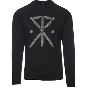 Roark Revival Play With Knives Crew Sweatshirt - Men's