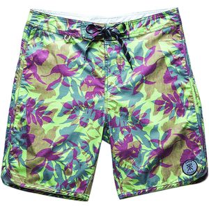 Roark Revival Viet Flora Board Short - Men's