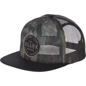 Roark Revival Savage Patch Trucker Hat