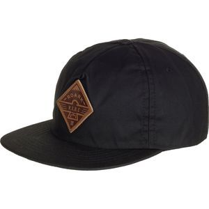 Roark Revival V.I.B.C. Leather Patch Hat