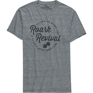 Roark Revival Worth The Risk T-Shirt - Men's