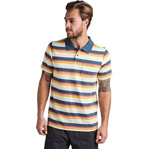 Roark Revival Captain Sun Polo Shirt - Men's