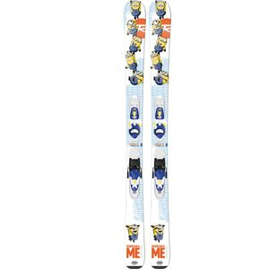 Rossignol Minions Ski with Kid-X 45 Binding - Kids'