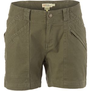 Royal Robbins Backcountry Billy Goat Canvas Short - Women's