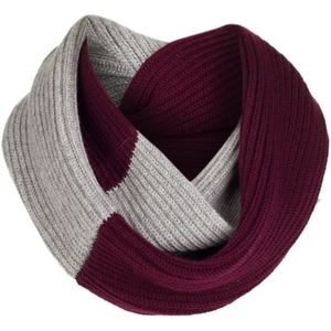 Rosie Sugden Ribbed Infinity Cashmere Scarf - Women's