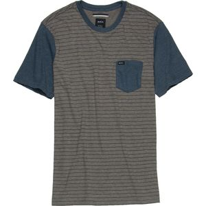 RVCA Change Up Crew - Short-Sleeve - Men's