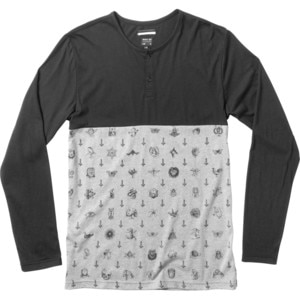 RVCA Benjamin T-Shirt - Long-Sleeve - Men's