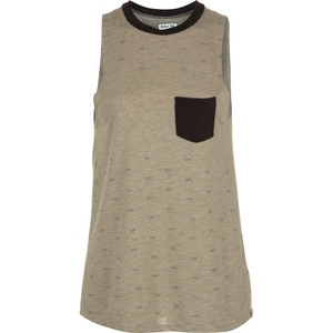 RVCA No Guts Tank Top - Women's