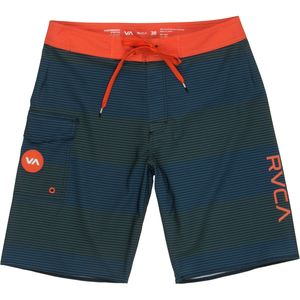 RVCA Civil Stripe 20in Board Short - Men's