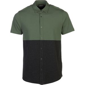 RVCA Smoothed Out Shirt - Short-Sleeve - Men's