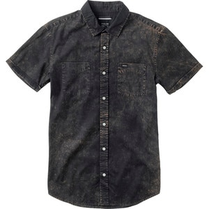 RVCA Salt Bath Shirt - Short-Sleeve - Men's