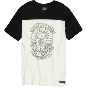 RVCA Fletcher Jersey - Short-Sleeve - Men's