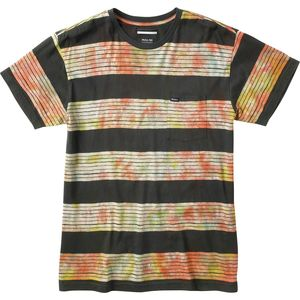 RVCA Horai Stripe Crew Shirt - Short-Sleeve - Men's