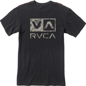 RVCA Phaser Box Slim T-Shirt - Short-Sleeve - Men's