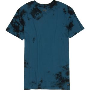 RVCA Label Lightning Wash T-Shirt - Short-Sleeve - Men's