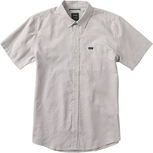 RVCA That'll Do Check Shirt - Short-Sleeve - Men's
