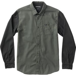 RVCA Twotone Shirt - Long-Sleeve - Men's
