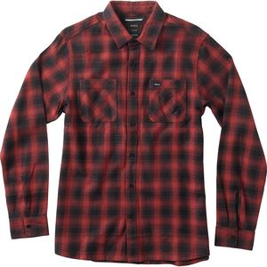 RVCA Lowdown Shirt - Long-Sleeve - Men's