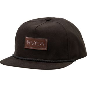 RVCA Forge Non Structured 5-Panel Hat