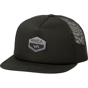RVCA Hex Badge Trucker Hat
